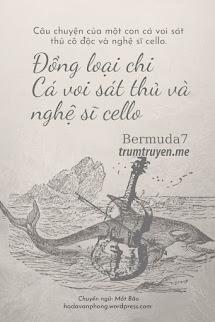 Đồng Loại Chi Cá Voi Sát Thủ Và Nghệ Sĩ Cello