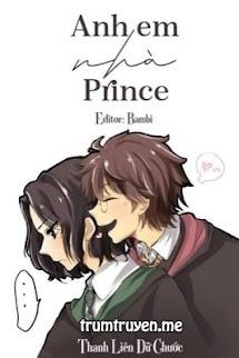 [Harry Potter] Anh Em Nhà Prince